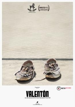 Valentón poster zapatos
